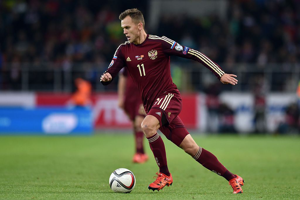 Denis Cheryshev ready to force Liverpool move from Real Madrid in January transfer window – report