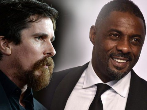 Christian Bale is just like us and believes Idris Elba should be 007