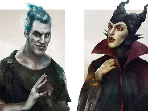 How would Disney villains look IRL? Artist suggests they're pretty good-looking, actually