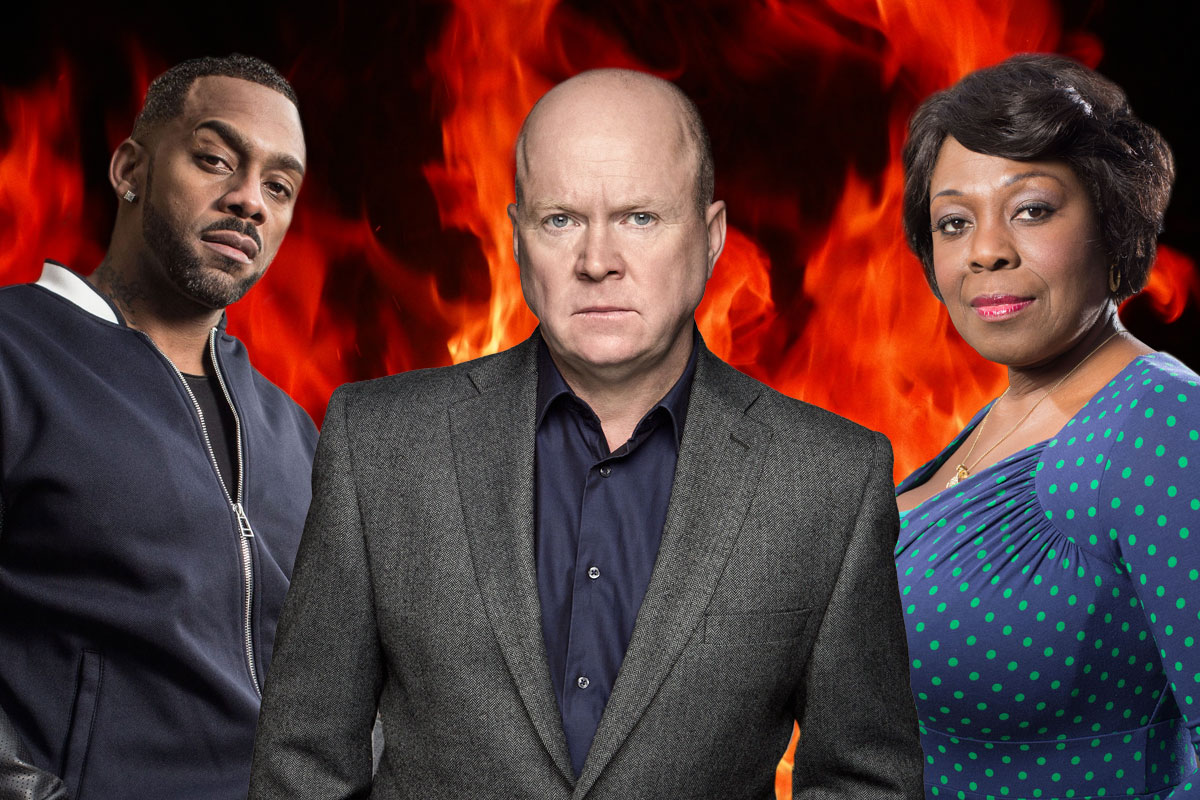 EastEnders spoilers: Did Phil Mitchell KILL Vincent Hubbard's father?