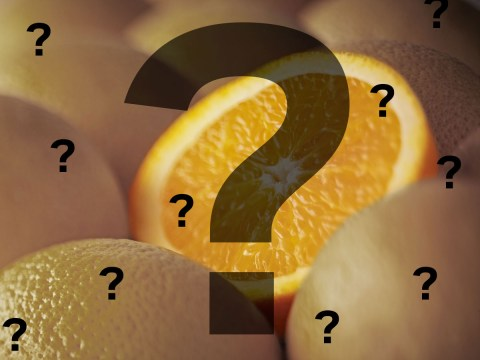 Which came first: the fruit orange or the colour orange?