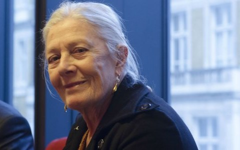 Dame Vanessa Redgrave was sassy as hell on BBC Radio 4's Today
