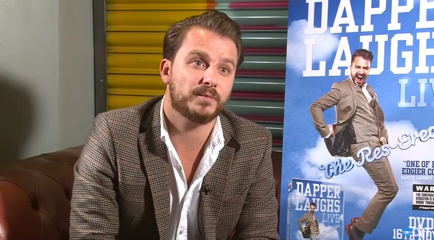 Dapper Laughs heading to Celebrity Big Brother house in a bid to restore career?