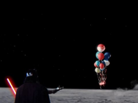 The Star Wars parody of the John Lewis Christmas advert you wanted is here