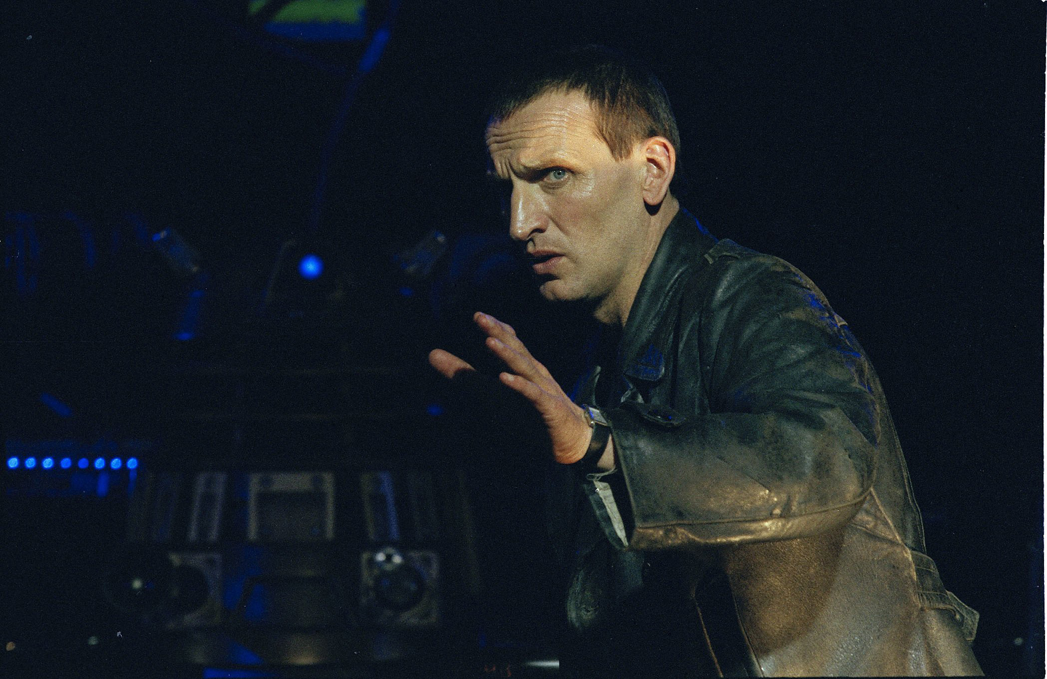 Steven Moffat on Doctor Who anniversary 'nightmare' including why Christopher Eccleston wouldn't return