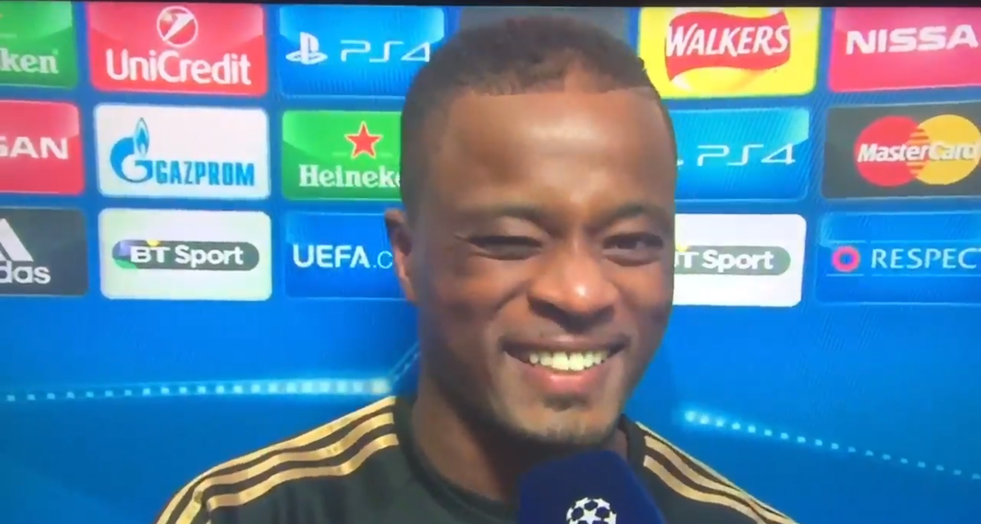 Manchester United legend Patrice Evra says he's a Red forever ahead of Juventus v Manchester City