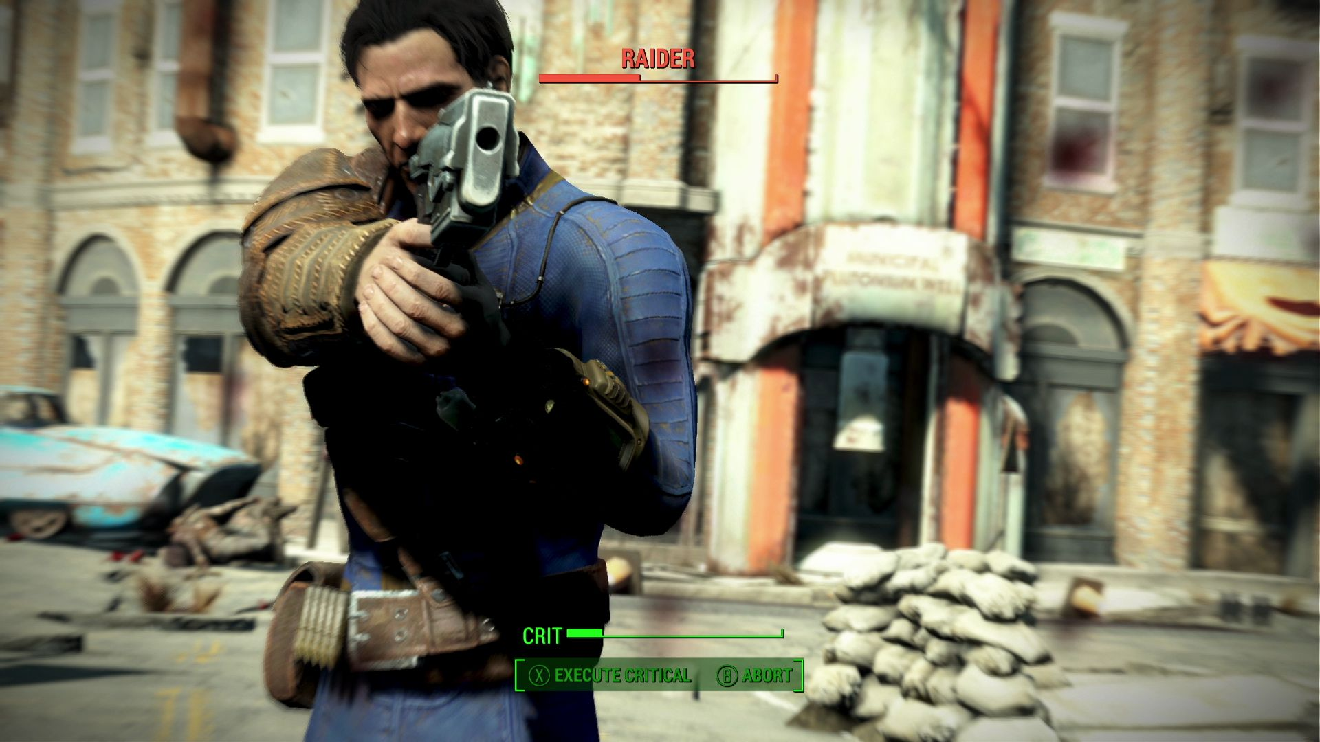 Fallout 4 - you always know where to go