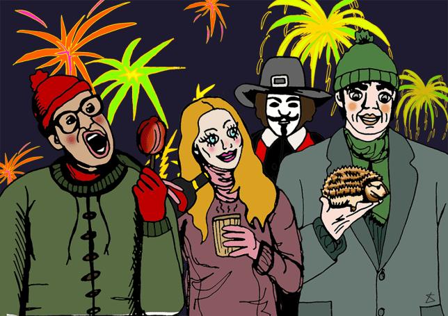 Bonfire night 2015: XX things that happen every November 5 Liberty Antonia Sadler