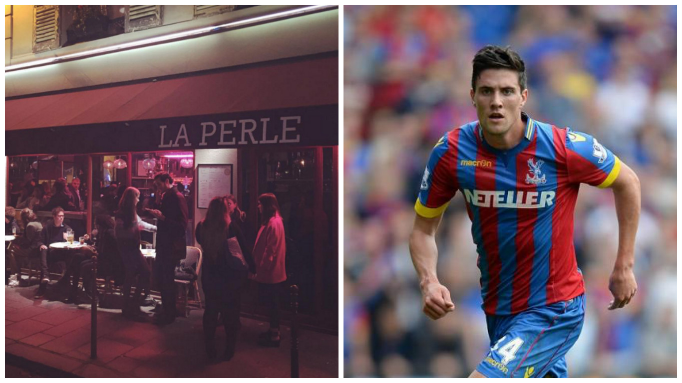 Martin Kelly confirmed safe after posting picture of restaurant targeted by terrorists in Paris