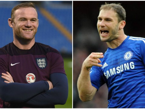 Manchester United's Wayne Rooney and Chelsea's Branislav Ivanovic named on FIFPro World XI shortlist