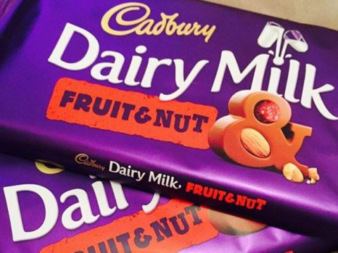 Brace yourselves: Cadbury is changing its Fruit & Nut recipe