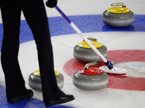 There's a big scandal at the Curling Championships