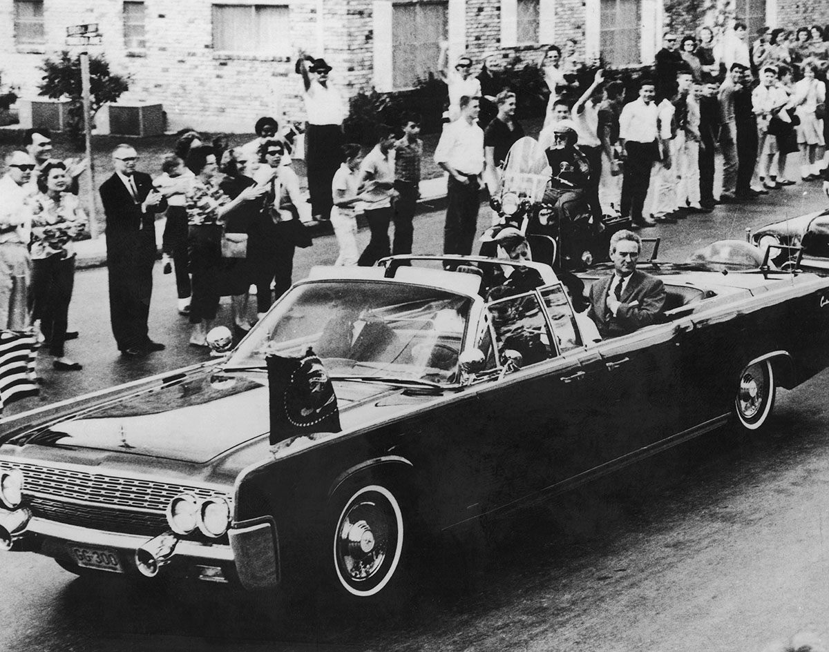 Conspiracy theorists want government to return footage that 'could prove second gunman' was at JFK shooting