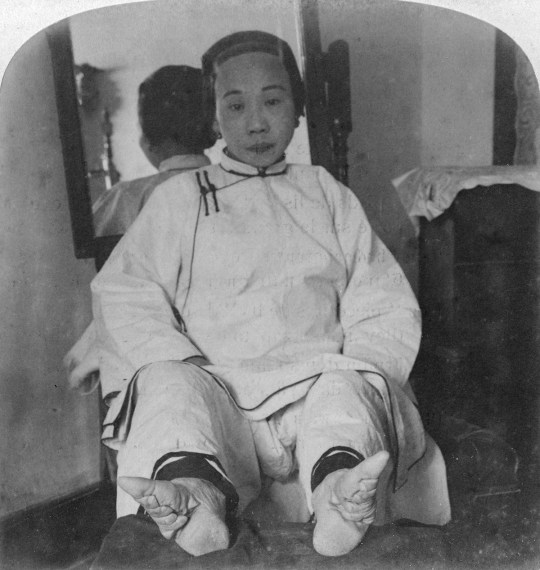 Reasons Behind Chinese Foot Binding Had A Lot To Do With