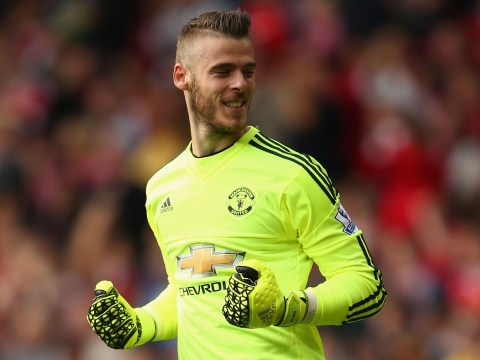 David De Gea: I'm feeling happy and loved at Manchester United