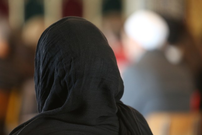 The girl (not pictured) believes she was attacked because she was wearing a hijab (Picture: Getty)