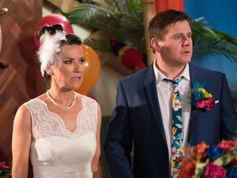 Hollyoaks spoilers: Paedophile Pete Buchanan exposed on his wedding day