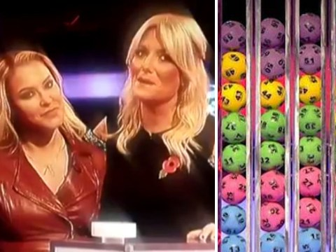 Nobody wins National Lottery after an awkward technical glitch live on air