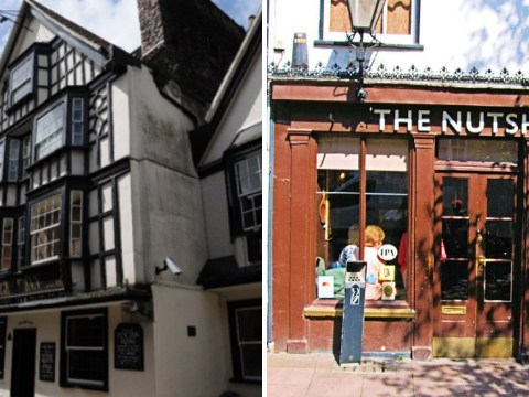 The UK's weirdest pubs and where to find them