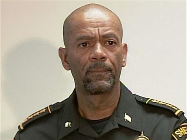 Milwaukee County Sheriff David Clarke