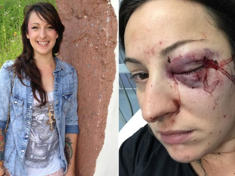 Thieves did this to the woman who reported them to Tesco