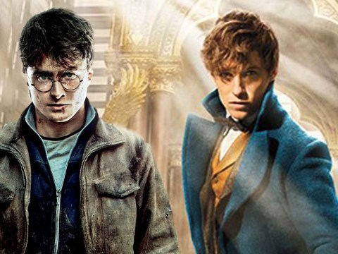 Daniel Radcliffe on Eddie Redmayne's Harry Potter costume: 'F*** you in your great coat!'