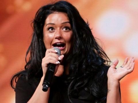 Upset X Factor hopeful Lauren Murray 'packs bags and leaves'