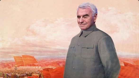 Here's the real reason behind John McDonnell's bizarre Chairman Mao stunt