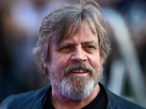 Mark Hamill 'will be fined' if he reveals plot secrets from Star Wars: The Force Awakens