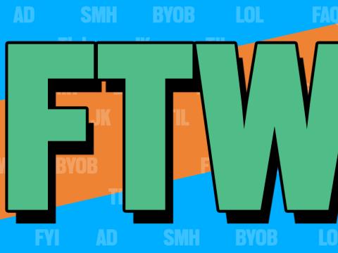 10 of the most misunderstood internet acronyms