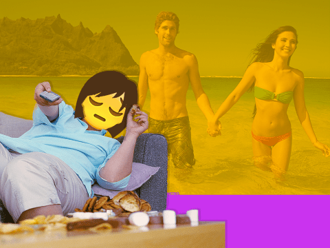 Single people are more likely to be overweight. It's sh*t, but it's science.