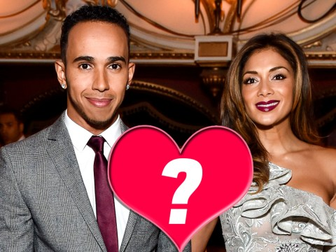 Could Nicole Scherzinger and Lewis Hamilton actually be on again?