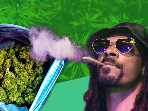 '#smokeweedeveryday': Snoop Dogg celebrates Californian voters legalising weed