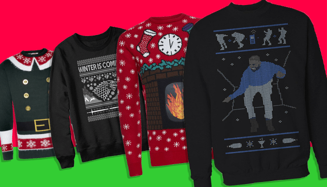 b3a3a7204b All the Christmas jumpers you could ever possibly need – festive, funny and  downright offensive