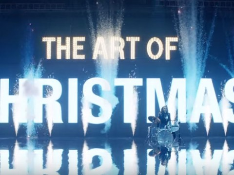 Marks and Spencer has unveiled its festive ad for 2015 – and it's all about The Art Of Christmas