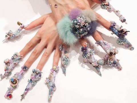 The most insane nail art designs from Tokyo