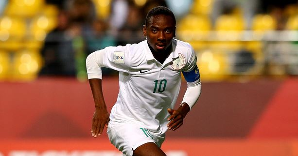 Agent reveals Arsenal in transfer talks to sign Kelechi Nwakali