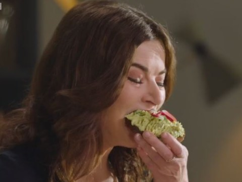 People are getting really angry about Nigella Lawson's avocado toast
