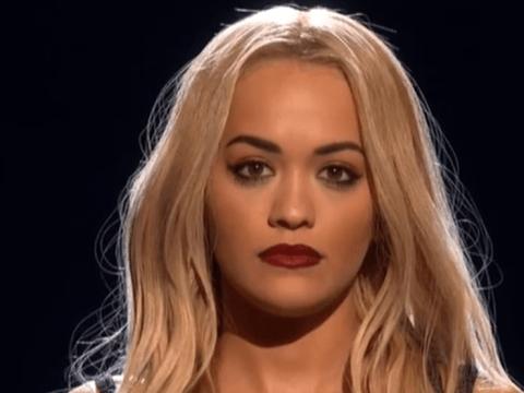 X Factor 2015: Fans react badly as Olly Murs cuts Rita off mid-sentence