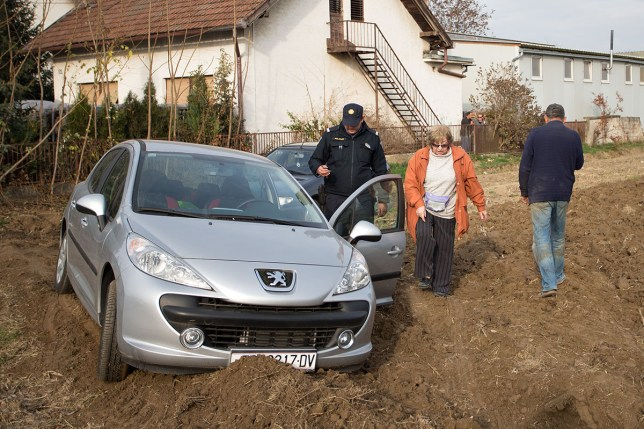 Don't mess with Croatian farmers (Picture Getty)