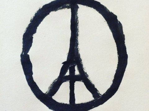 These moving artworks are the perfect response to the Paris terror attacks