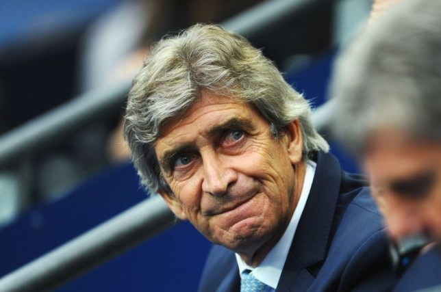 MANCHESTER, ENGLAND - OCTOBER 31: Manuel Pellegrini, manager of Manchester City looks on during the Barclays Premier League match between Manchester City and Norwich City at Etihad Stadium on October 31, 2015 in Manchester, England.  (Photo by David Ramos/Getty Images)