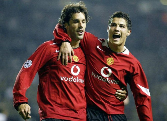 buy online fafe0 752b8 Manchester United news: Ruud van Nistelrooy was sold by ...