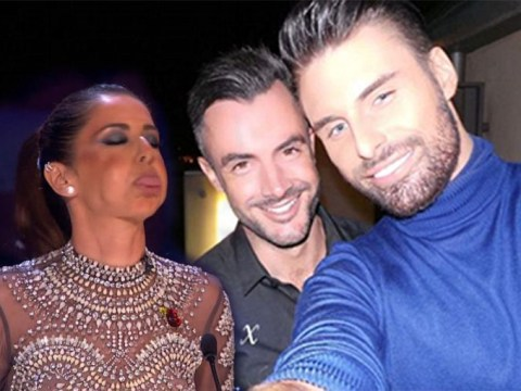 Cheryl Fernandez-Versini 'broke her promise' to sing at Rylan Clark's wedding
