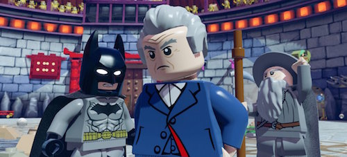 New Doctor Who title sequence in Lego Dimensions is EVERYTHING and needs to be seen now