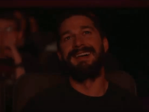 Shia LaBeouf is watching all of his films back to back – and livestreaming his reaction