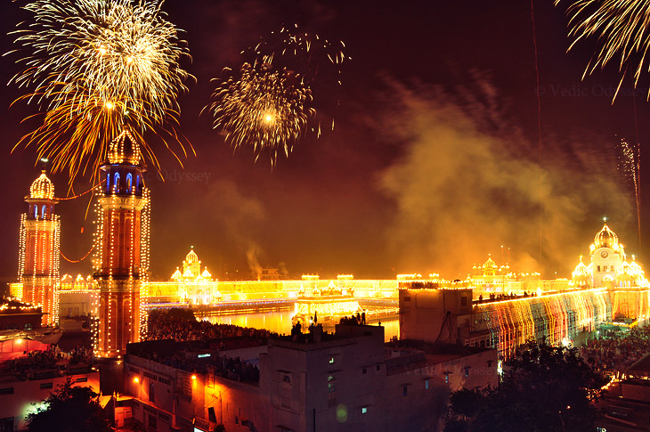 Hundreds of British Sikhs call for 'Black Diwali' following desecration of holy book last month