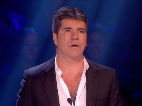 Simon Cowell interrupts live filming of The X Factor to respond to the Paris attacks