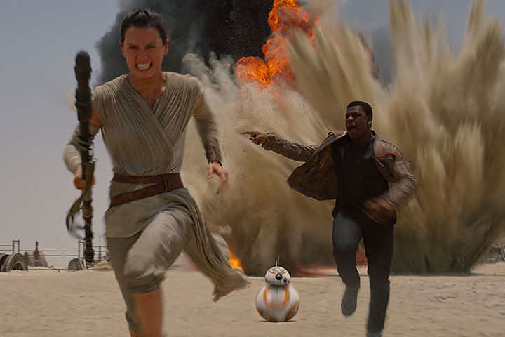 One month until NEW Star Wars! Here's why you should be excited about The Force Awakens