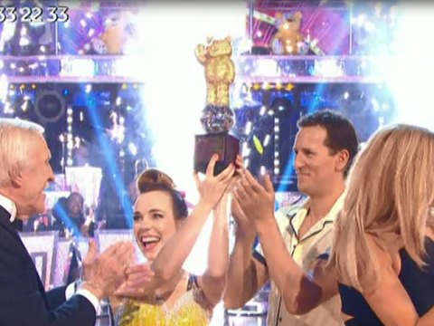 Children In Need: Call The Midwife's Laura Main and Brendan Cole win Strictly Come Dancing Does CIN